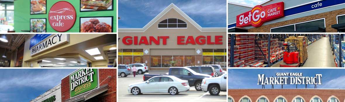 Why Giant Eagle