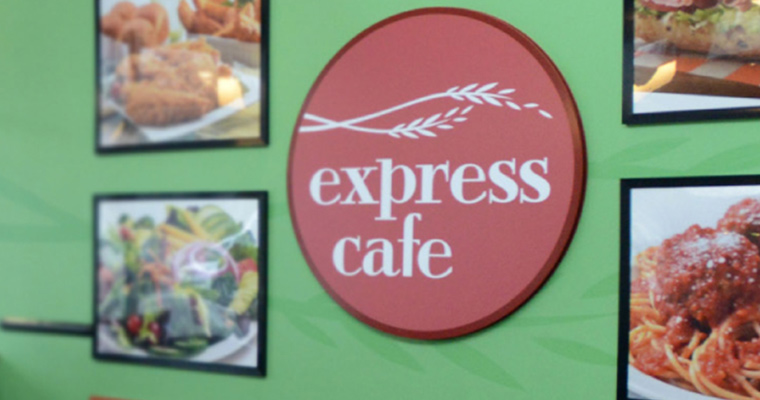 Logo of Express Cafe