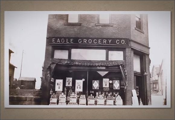 巨鹰超市的历史