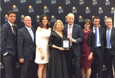 "We are excited to announce that Lindt USA was voted ""#1 Best Place to Work"" in the 2017 Best of the Seacoast Awards!"