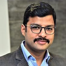 Rahul Gupta, Manager, Institutional Sales, Gurugram, India