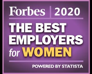 Best Employers for Women 2020