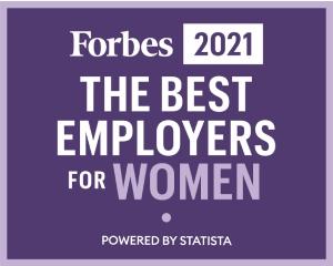 Best Employers for Women 2021