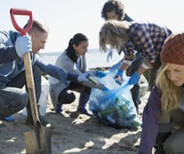 Volunteer Efforts Ranked