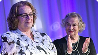 Susan DeJoy, CNM, Honored for Her Pioneering Midwifery Work