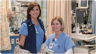 They bring answers and comfort to patients - It's PeriAnesthesia Nurses Week (Feb. 1-7)