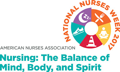 Nurse Week Logo