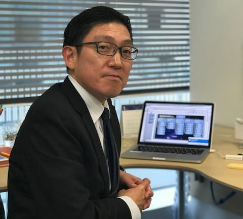 Toshifumi Kobe: Senior Director, Professional Services, Consulting