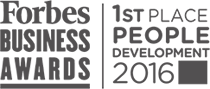 Forbes Business Awards: 1st Place People Development 2016