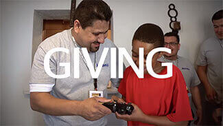 Giving to Children
