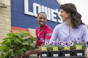 Spring Hiring season is here at Lowe's. Lowe's is hiring part-time, full-time and seasonal positions in a store near you.