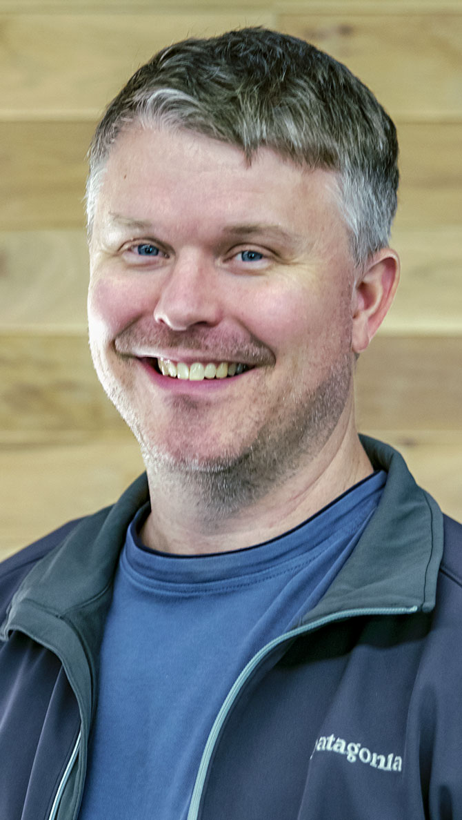brad hallisey, sr. developer