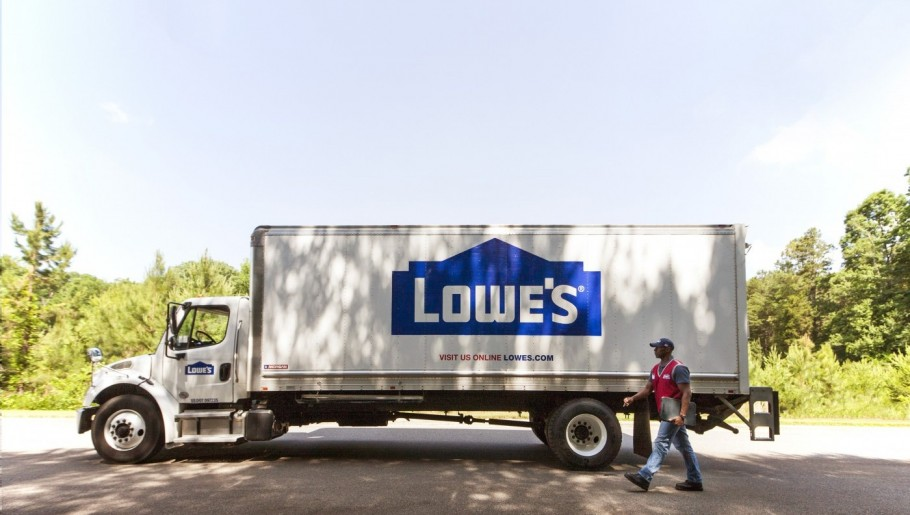 If your order is a Lowe's truck delivery, you are required to sign for it. You must also show photo identification and the credit card used to make the purchase. If you need to reschedule a Lowe's truck delivery, please call the store and ask to speak with the delivery manager or manager on duty.