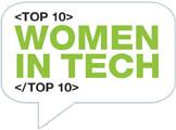 Top 10 Women in Tech