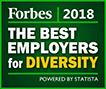 Forbes - America's Best Employers for Diversity - January 2018