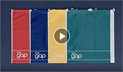 video thumbnail colored square bags