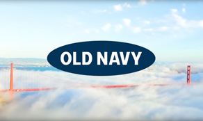 Say hi to Old Navy