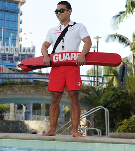 Disney Lifeguard