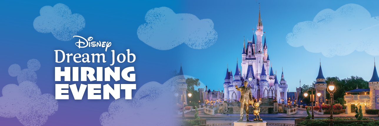 Search Our Job Opportunities At Disney Parks And Resorts
