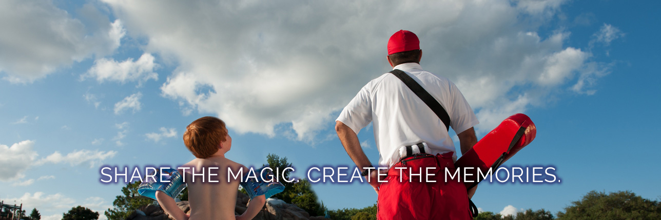 Create Magic and Memories