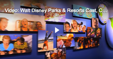 Walt Disney Parks & Resorts Cast, Crew