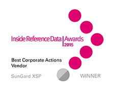 Inside Reference Data Awards 2015