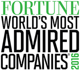 World's Most Admired Companies 2016