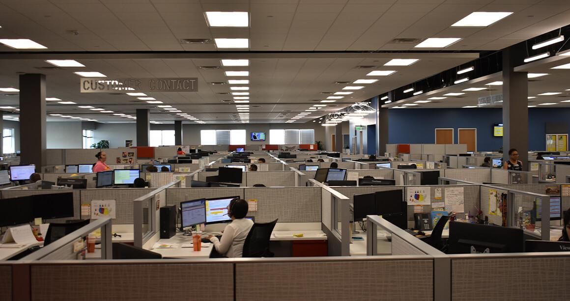 office cubicals