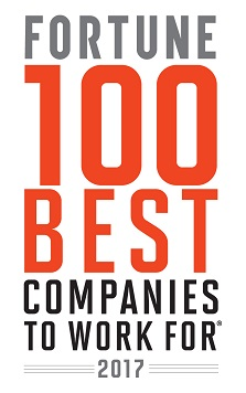 Fortune 100 Best Companies 2017