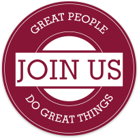 Join Us: Great People Do Great Things