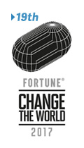 Fortune Change the World 2017 > 19th