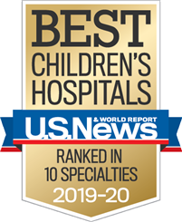 U.S.News BEST recognition is the highest national honor for hospital excellence