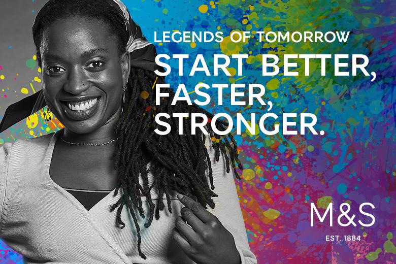 M&S   Legends of Tomorrow