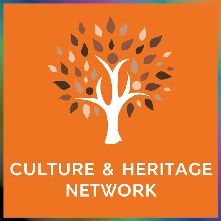 cutlure heritage network logo