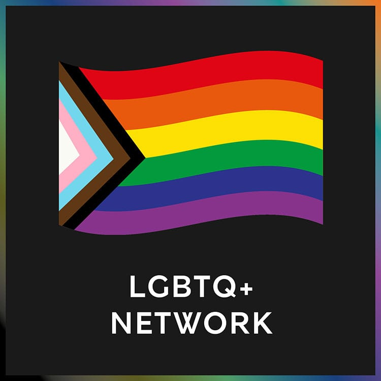 lbgtq+ network logo
