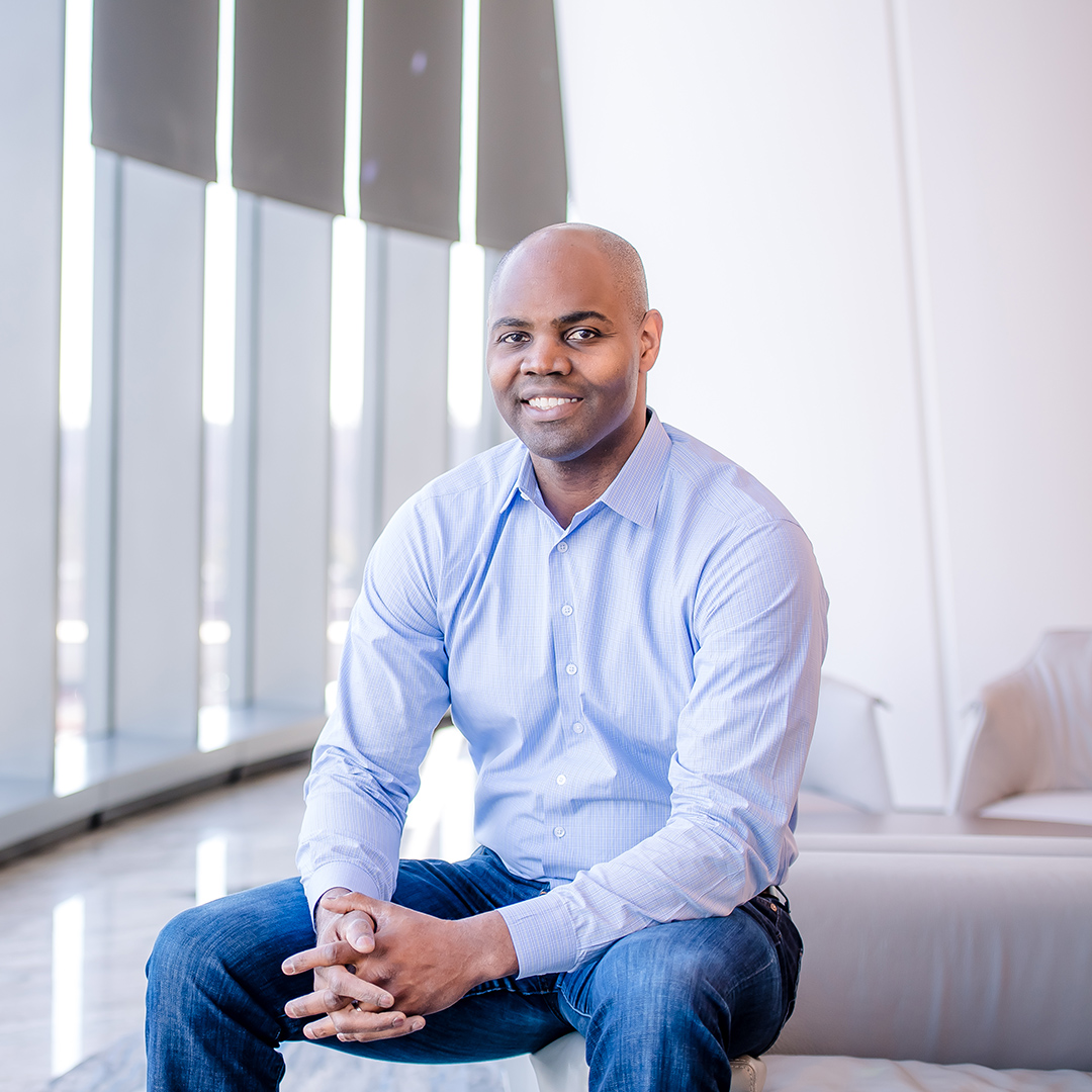 Cory Lee, a Capital One leader, talks about his journey with Diversity and Inclusion at Capital One