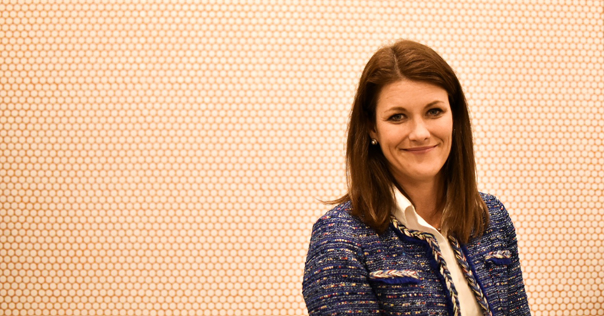 Capital One VP of Learning Louise Welch talks about setting goals, building skills, and developing self confidence