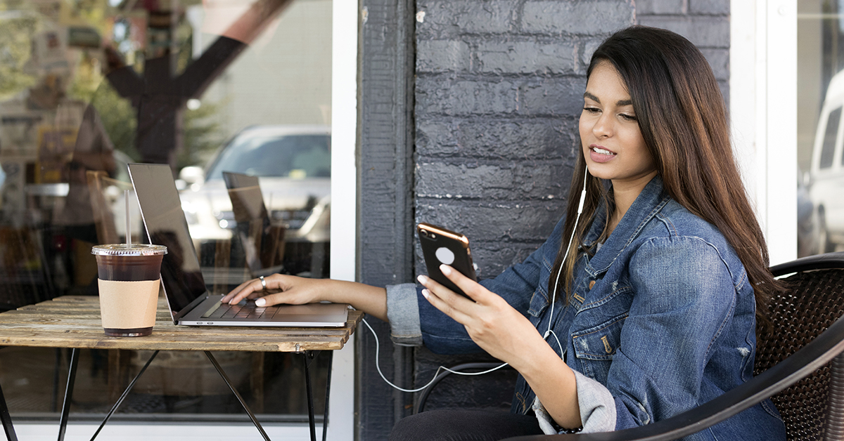 Interviewing for Capital One on your mobile phone via zoom