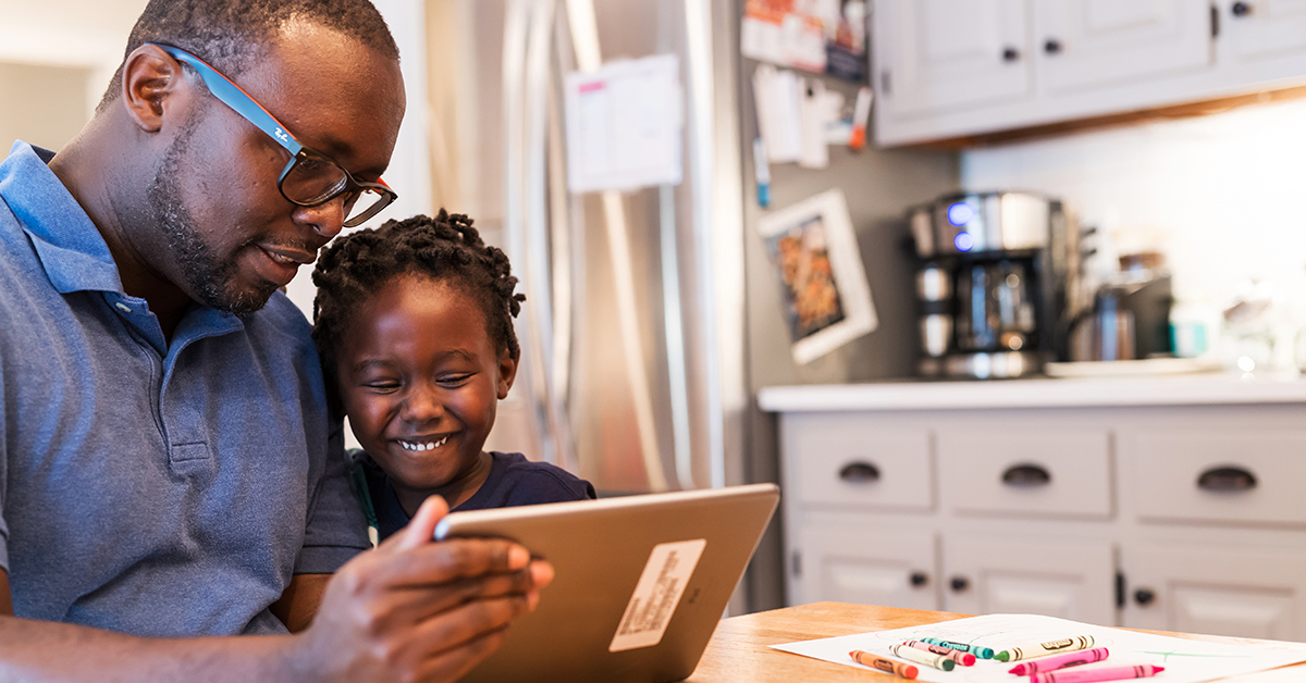 Capital One associates give tips on how to work from home with kids during COVID-19