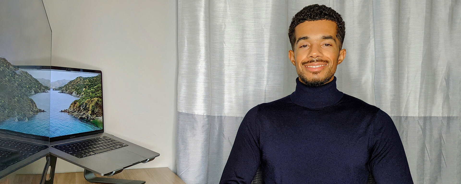 Carlton, a Capital One associate, talks about how he went from a Tech intern to a leader at Capital One