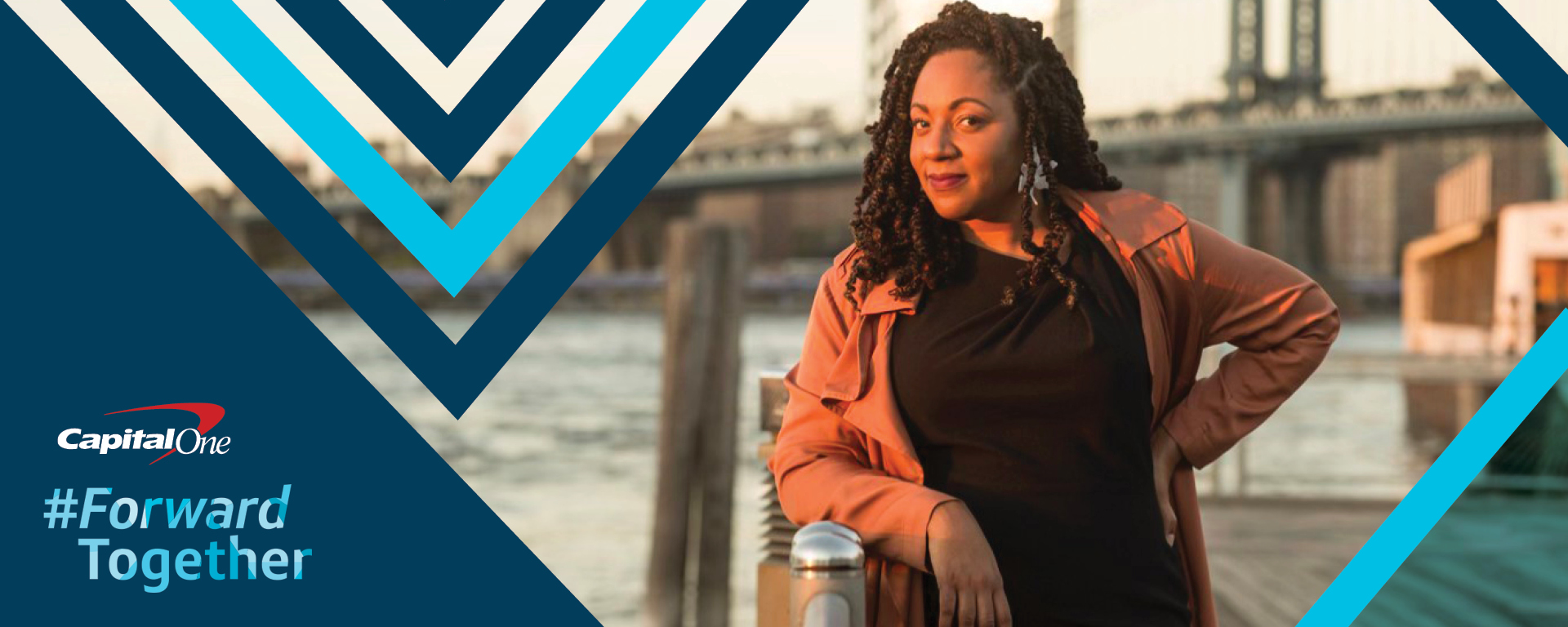 Cat Posey, a leader in Machine Learning and AI at Capital One, talks about her passion for opportunity for women in Tech