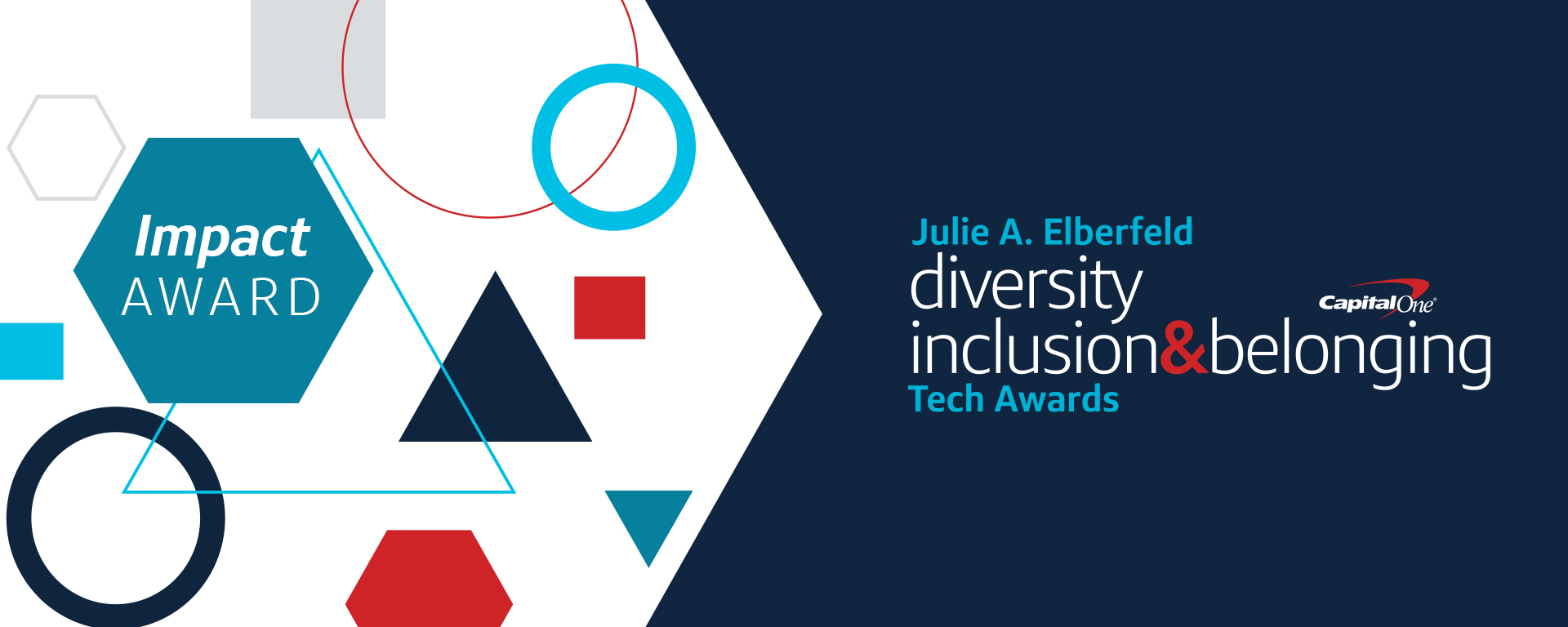 Julie A. Elberfeld Tech Diversity, Inclusion and Belonging Impact Award