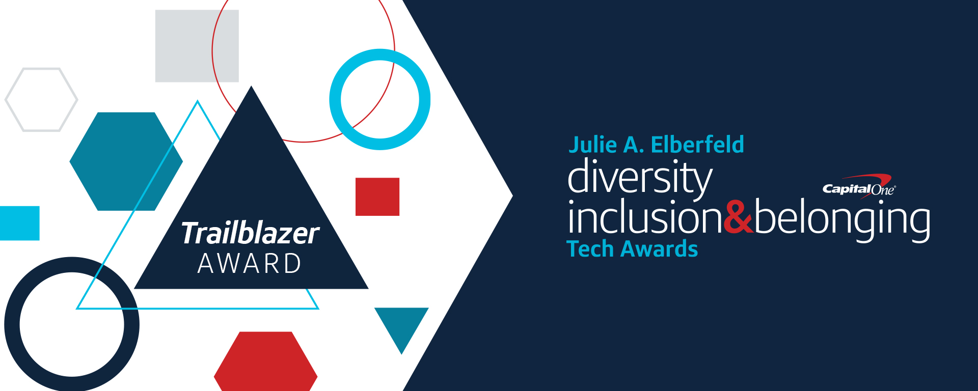 The Julie A. Elberfeld Tech Diversity, Inclusion and Belonging Awards Trailblazer Award celebrates inclusion in Tech