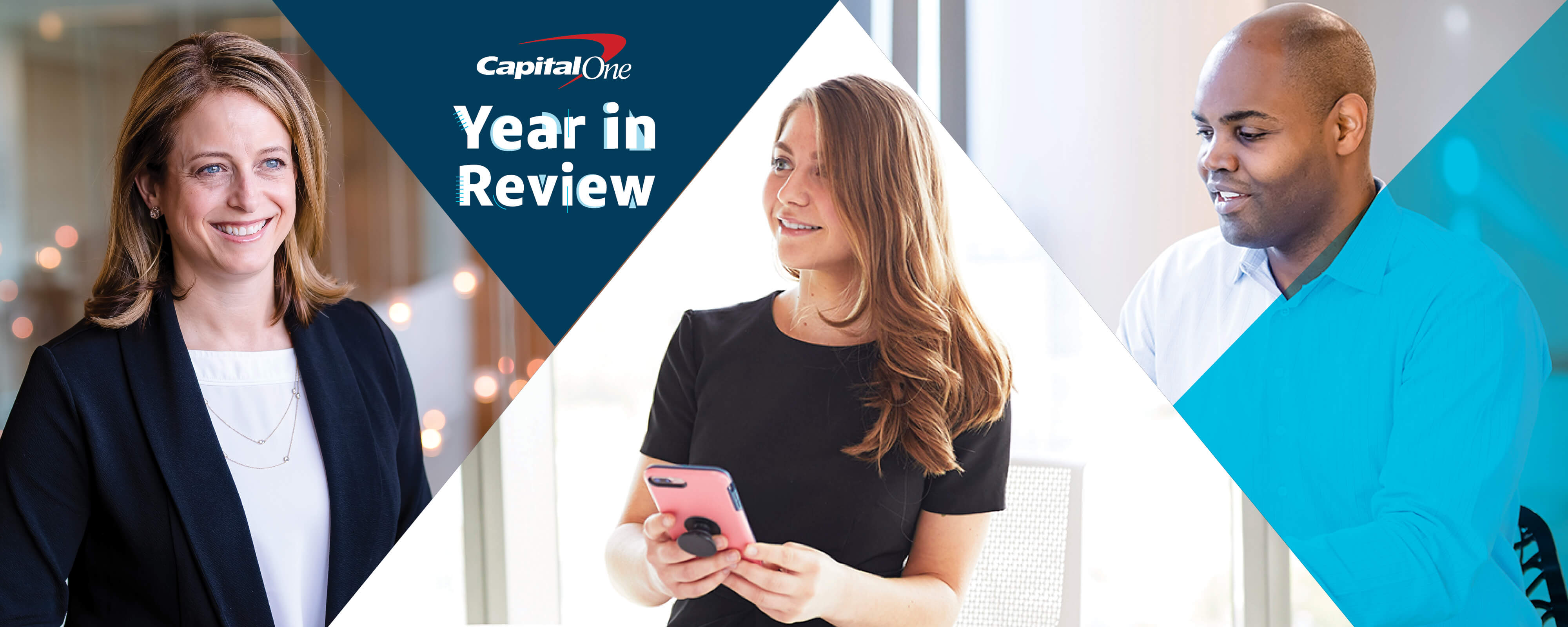 Capital One associates discuss the Careers Blog 2020 Year in Review
