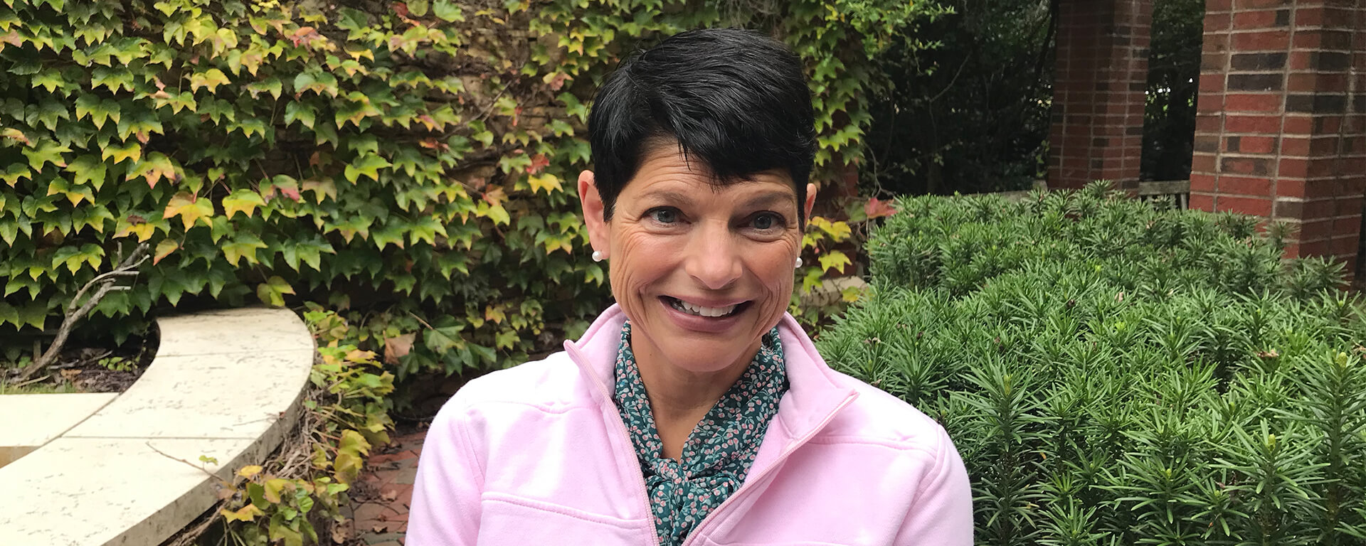 Capital One Chief of Staff Allie talks about positivity while battling breast cancer