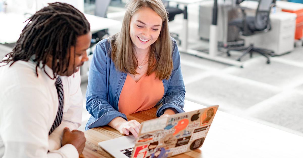 Capital One associate talks about how to grow an innovative tech career at Capital One