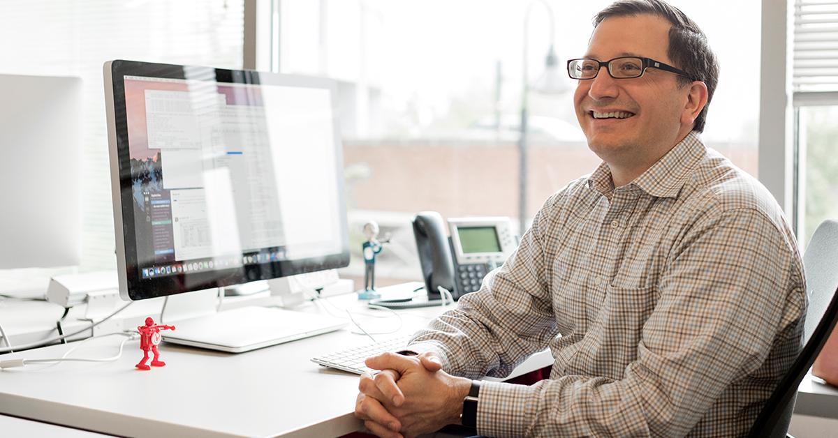How to grow an innovative tech career at Capital One