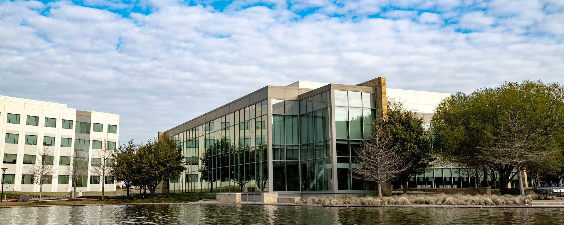 Capital One plano, texas corporate office location page
