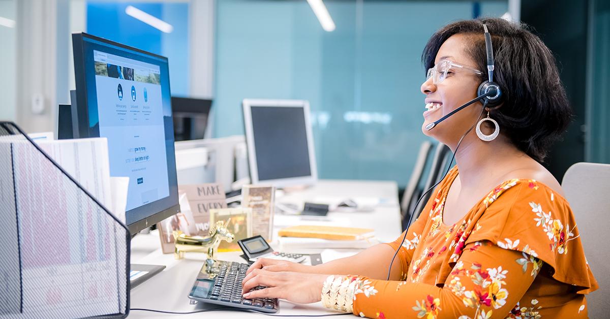 LaKia, a Capital One call center associate, talks about how Capital One