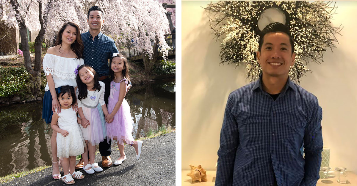 Capital One associate, immigrant and son to two heroic Vietnamese refugees talks about harmony of his work-life balance at Capital One